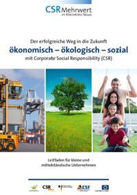 Download der Broschüre: CSR Mehrwert im Rhein-Kreis Neuss - ökonomisch-ökologisch-sozial