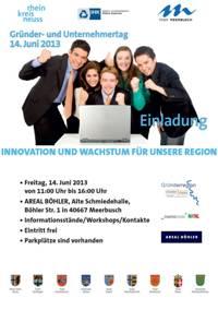 Rhein-Kreis Neuss, Standort Nr. 1 ausländischer Unternehmen in NRW