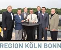 Landrat H.-J. Petrauschke neuer Vorstandsvorsitzender des Region Köln/Bonn e.V.
