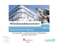 Mittelstandsbarometer 2013