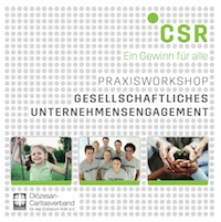 Praxisworkshop: CSR - Gesellschaftliches Unternehmensengagement