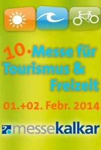 Niederrheinische Tourismus- und Freizeitmesse, Kalkar 2014