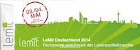 BUV LeMit - Fachmesse und Forum der Lebensmittelbranche 2014