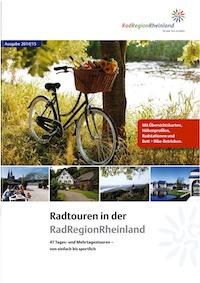 Neue Radbroschüre der RadRegioRheinland erhältlich