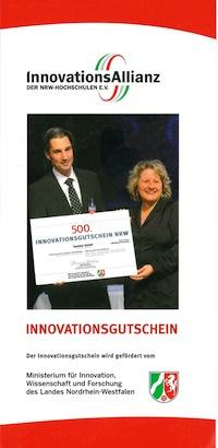 InnovationsAllianz / Innovationsgutscheine NRW