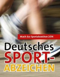 Download Infofolder: Mach das Deutsche Sportabzeichen 2014