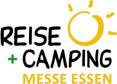 Logo, Reise + Camping-Messe Essen