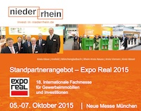 Expo Real 2015 - Standpartner werden ...