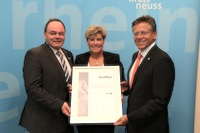 Rhein-Kreis Neuss (re-)zertifiziert