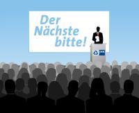 Unternehmensnachfolge: Der Nächste, bitte! - Vortagsabend bei der IHK - Neuss -Informationen zum Download