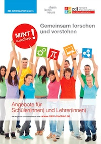 zdi-Kursprogramm 1. Schuljahr 2015