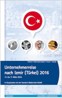 Unternehmerreise in die Türkei mit der IHK