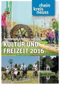 Kultur- und Freizeitführer 2016