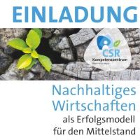 Download Einladung CSR-Mehrwert